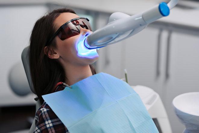 市販品・エステと歯医者の違い